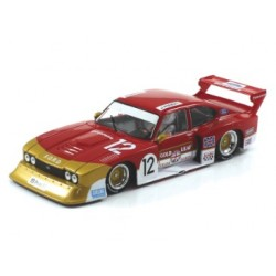 Ford Capri Zakspeed Gr.5 Gold Leaf Limited Edition. J. Rindt Tribute.