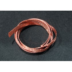 Trencilla de cobre 0.07mm - 1metro