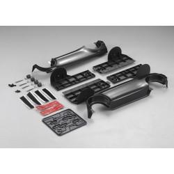 Chasis exposición Lancia Beta